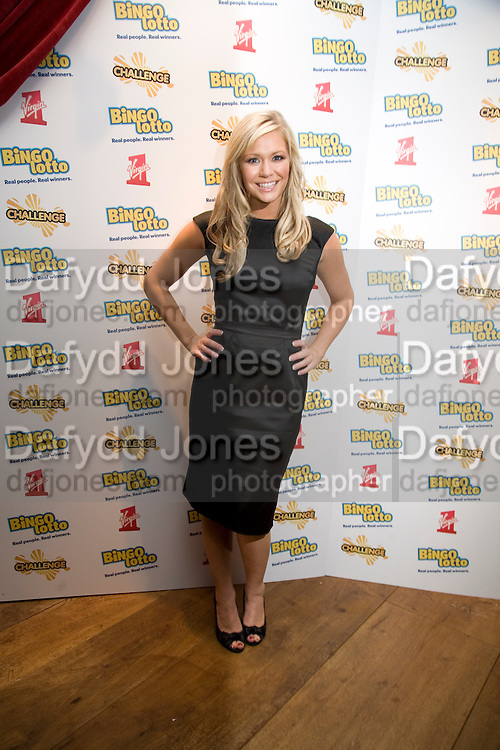 SUZANNE SHAW, Bingo Lotto launch party. Soho Hotel Richmond Mews. London. 29 February 2008.  *** Local Caption *** -DO NOT ARCHIVE-© Copyright Photograph by Dafydd Jones. 248 Clapham Rd. London SW9 0PZ. Tel 0207 820 0771. www.dafjones.com.