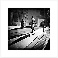 &quot;Apricity&quot;, Castlereagh Street, Sydney. From the Ephemeral Sydney street series.<br />