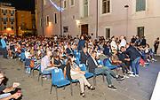 Tifosi, Pubblico, Spettatori,<br /> Presentazione Banco di Sardegna Dinamo Sassari ai Tifosi<br /> Sassari, 06/09/2018<br /> Foto L.Canu / Ciamillo-Castoria