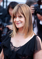 Nastassja Kinski at Based on a True Story (D'apres Une Histoire Vraie) gala screening at the 70th Cannes Film Festival Saturday 27th May 2017, Cannes, France. Photo credit: Doreen Kennedy