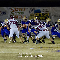 Berryville vs. Lincoln (10-11-15)