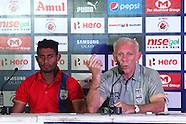 ISL - Mumbai City FC press conference 11th October 2014