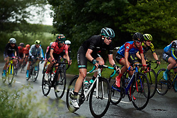 Martina Alzini (ITA) during Stage 1 of 2019 OVO Women's Tour, a 157.6 km road race from Beccles to Stowmarket, United Kingdom on June 10, 2019. Photo by Sean Robinson/velofocus.com