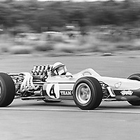#4 Sam Tingle's Team Gunston LDS-Repco, Rhodesian Grand Prix, Kumalo 3rd December 1967