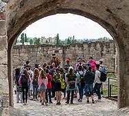 Eger castle tour