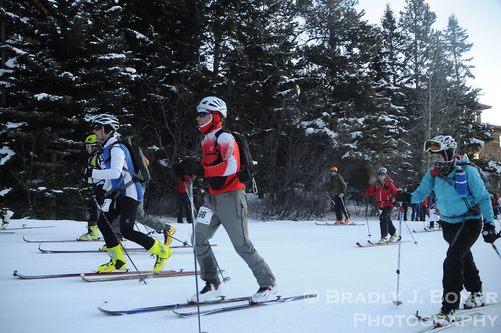 U.S. Ski Mountaineering Championships at Jackson Hole Mountain Resort