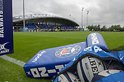 Meggetland Sports Complex before the Rugby Friendly match between Edinburgh Rugby and Bath Rugby, Scotland on 17 August 2018.