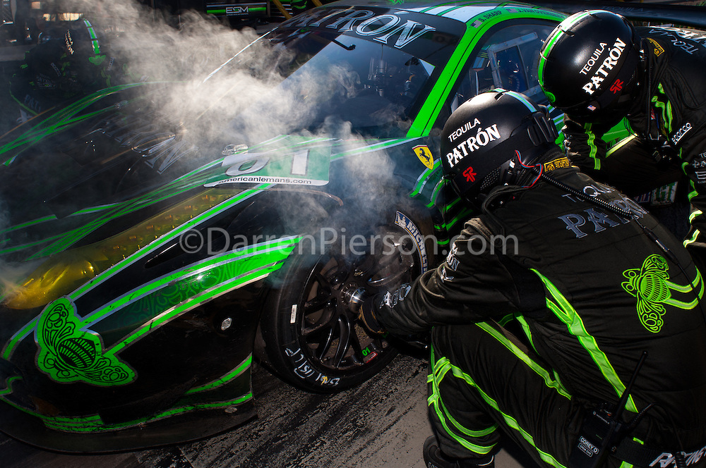 #01 Extreme Speed Motorsports Ferrari F458 Italia: Scott Sharp, Johannes van Overbeek, Dominik Farnbacher