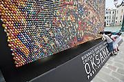 "54th Biennale of Venice..ILLUMInazioni - ILLUMInations.Ukrainian exhibition at San Stae church..Oksana Mas, ""Post - vs - Proto-Renaissance"", 2011, curated by Achille Bonito Oliva."