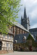ehemaliges Zisterzienserkloster Haina in Haina, Nordhessen, Hessen, Deutschland | Cistercian abbey Haina, Hesse, Germany