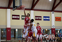 St Paul's School varsity basketball.  ©2020 Karen Bobotas Photographer