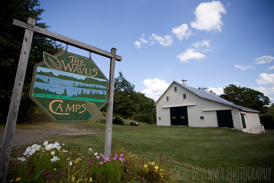 The Wavus Camps • Jefferson, Maine Wedding Photography Maine Wedding Photography at Wavus Camp in Jefferson