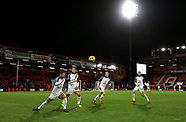 Bournemouth v Burnley, 29 Nov 2017