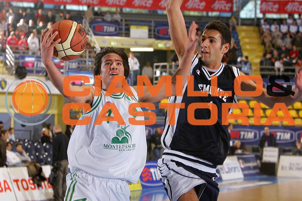 DESCRIZIONE : Torino Lega A1 2006-07 Tim All Star Game 2006 Montepaschi Siena Selezione Piemonte e Valle d'Aosta <br /> GIOCATORE : <br /> SQUADRA : <br /> EVENTO : Campionato Lega A1 2006-2007 <br /> GARA : Tim All Star Game 2006 Montepaschi Siena Selezione Piemonte e Valle d'Aosta <br /> DATA : 23/12/2006 <br /> CATEGORIA : <br /> SPORT : Pallacanestro <br /> AUTORE : Agenzia Ciamillo-Castoria/S.Silvestri <br /> Galleria : Lega Basket A1 2006-2007 <br /> Fotonotizia : Torino Campionato Italiano Lega A1 2006-2007 Tim All Star Game 2006 Montepaschi Siena Piemonte e Valle d'Aosta <br /> Predefinita : si