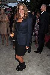 TRACEY EMIN at the annual Serpentine Gallery Summer Party sponsored by Burberry held at the Serpentine Gallery, Kensington Gardens, London on 28th June 2011.