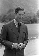 Prince Charles Visit 1995