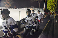 Pingry Alumni ice hockey players held their annual game at Beacon Hill Club in Summit, NJ, on Friday, November 25, 2016. /Russ DeSantis Photography and Video, LLC