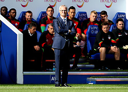 Leicester City manager Claudio Ranieri and Southampton manager Claude Puel - Mandatory by-line: Robbie Stephenson/JMP - 02/10/2016 - FOOTBALL - King Power Stadium - Leicester, England - Leicester City v Southampton - Premier League