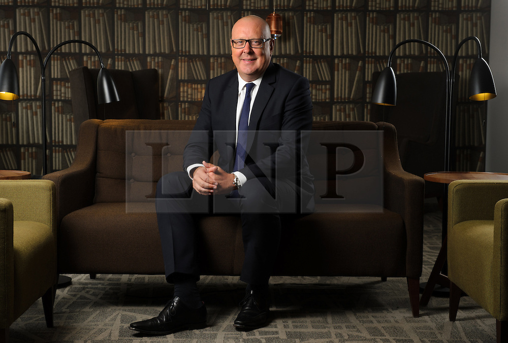 © Licensed to London News Pictures. 8/05/2016. London, UK.  File image of Greg Tufnell, brother of ex England cricketer Phil, who's 11th hour consortium bid to rescue failed high street chain BHS has failed<br /> Photo credit: Simon Jacobs/LNP