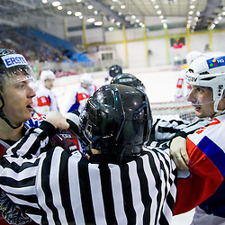 20130419: SLO, Ice Hockey - Friendly match, Slovenia vs Austria