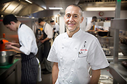 Michel Roux at Le Gavroche. Client The Publicity Works