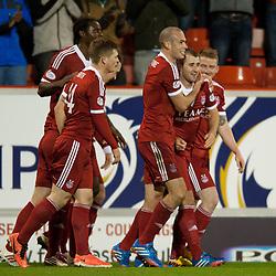 Aberdeen v Partick Thistle   Scottish Premiership   4 November 2013