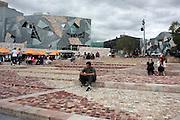Australia, Melbourne Federation Square