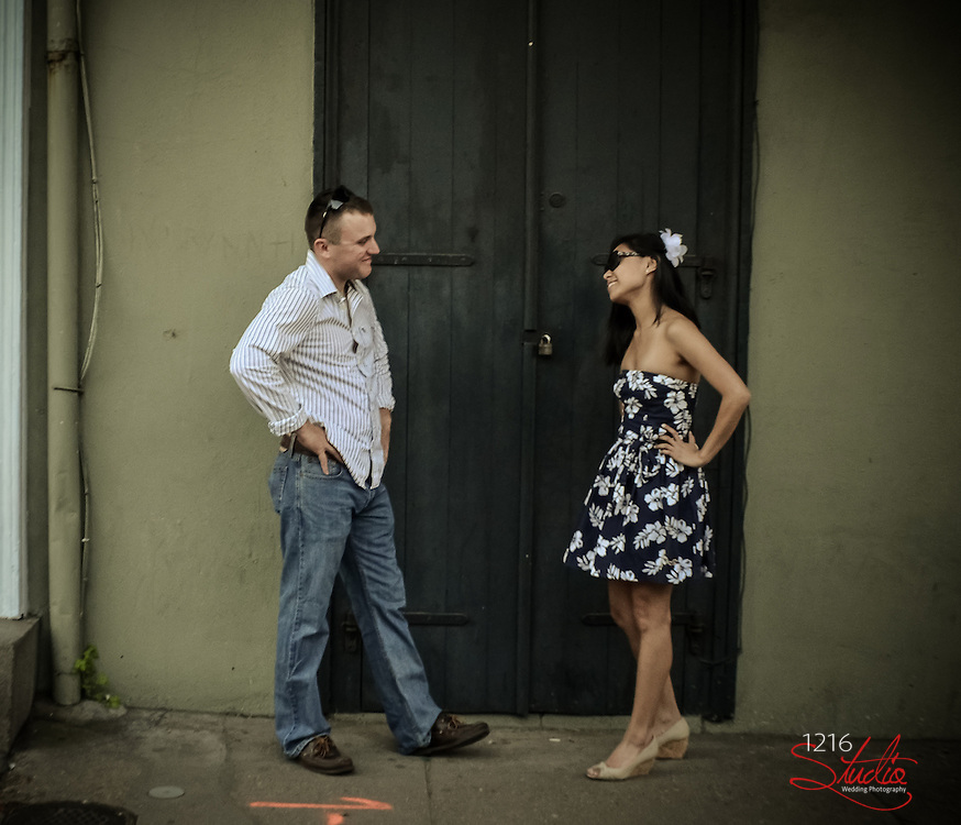 Couple Photography Album: New Orleans, LA: New Orleans Photographer- Couple Album