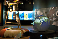New York. American Museum of Natural Histoty. Exhibiiton on Climate Change: The Threat to Life and A New Energy Future.