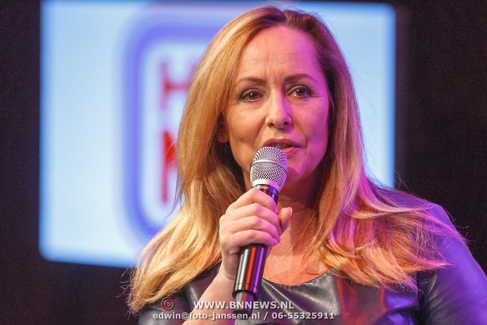 NLD/Hilversum/20151119 - Lancering streamingdienst Hit NL, Angela Groothuizen