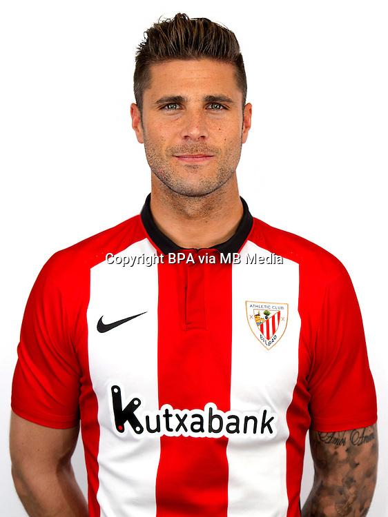 Spain - Liga BBVA 2015-2016 / <br /> ( Athletic Club Bilbao ) -<br /> Enrique Sola Clemente
