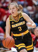 NIT Women's Basketball Indiana vs Milwaukee