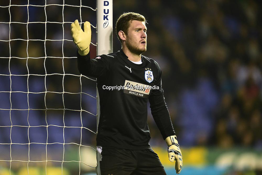 Huddersfield Town goalkeeper Jed Steer