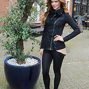 NLD/Amsterdam/20131017 - Persviewing Welkom bij de Kamara's, Sylvia Geersen