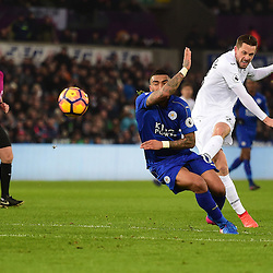 Swansea City v Leicester City