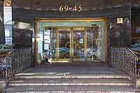 Entrance at 69-45 108th Street