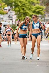 Tufts Health Plan 10K for Women, Mattie Suver, Brianne Nelson