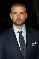 "Justin Timberlake attends a screening of ""Wonder Wheel"" at the Museum of Modern Art in New York."