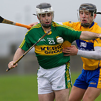 Kerry's Jack Goulding V Clare's David Reidy