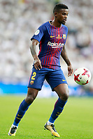 FC Barcelona's Nelson Semedo during Supercup of Spain 2nd match. August 16,2017. (ALTERPHOTOS/Acero)