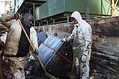 New York's financial district still cleaning up after Sandy