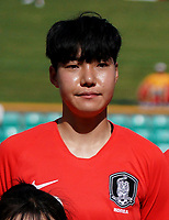 International Women's Friendly Matchs 2019 / <br /> Cup of Nations Tournament 2019 - <br /> Argentina vs South Korea 0-5 ( Leichhardt Oval Stadium - Sidney,Australia ) - <br /> Lee Geum-Min of South Korea