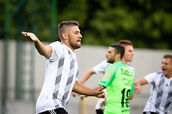 Amadej MAroša of NS Mura during Football match between NS Mura (SLO) and Maccabi Haifa (IZR) in First qualifying round of UEFA Europa League 2019/20, on July 18, 2019, in Stadium Fazanerija, Murska Sobota, Slovenia. Photo by Blaž Weindorfer / Sportida