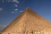 The Great Pyramids at Giza  Giza, Egypt
