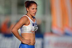 31-07-2015 NED: Asics NK Atletiek, Amsterdam<br /> Nk outdoor atletiek in het Olympische stadion Amsterdam /   Naomi Sedney #341
