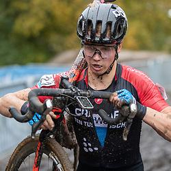 13-10-2019: Cycling: Superprestige Cyclocross: Gieten <br />Gert Jan Bosman