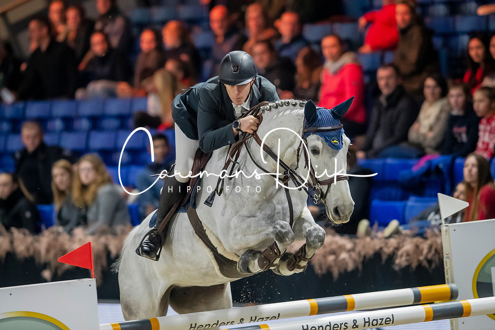 Lambotte Quentin, BEL, In The Mood<br /> Jumping Mechelen 2019<br /> © Hippo Foto - Dirk Caremans<br />  26/12/2019
