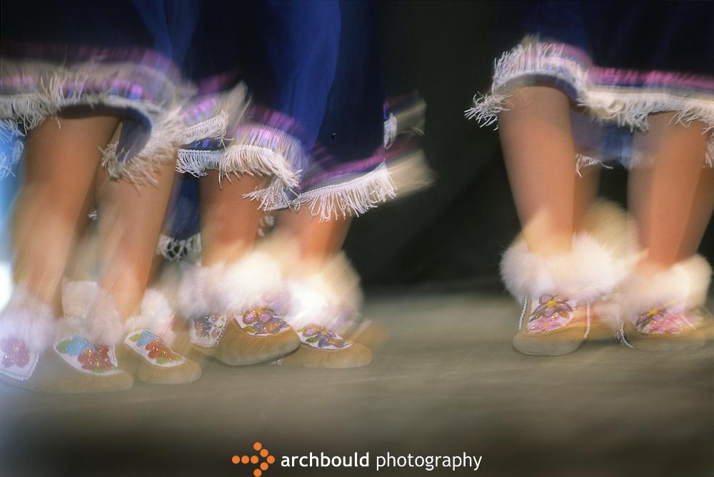 First Nation Dancers