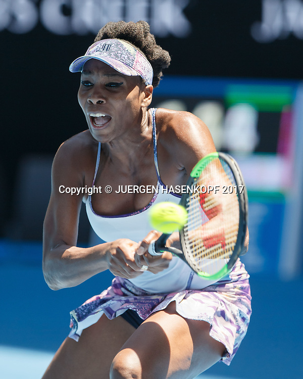 VENUS WILLIAMS (USA)<br /> <br /> Australian Open 2017 -  Melbourne  Park - Melbourne - Victoria - Australia  - 24/01/2017.