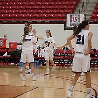 Women's Basketball: Amherst College Lord Jeffs vs. Trine University Thunder